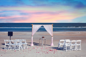 Isn't It Romantic Wedding Package